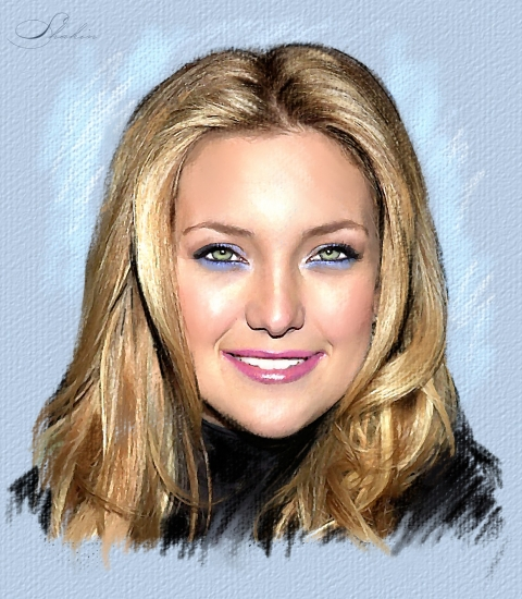 Kate Hudson by shahin